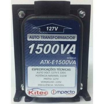 TRANSFORMADOR 1500VA AS COMP