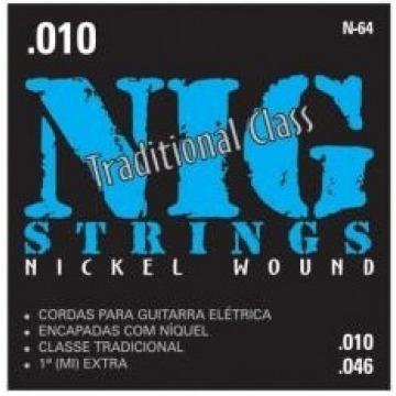 ENC GUITARRA 010 NIG N64