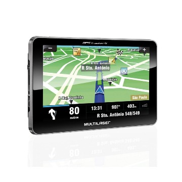 GPS MULTILASER 7 C/ TV  FM GP015