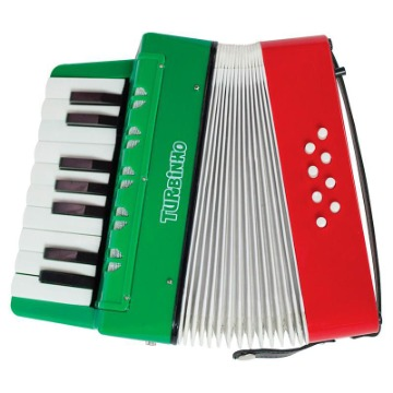 ACORDEON TURBINHO 104-RG