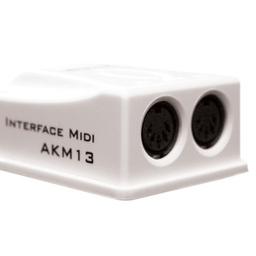 INTERFACE MICHAEL MIDI/USB AKM13