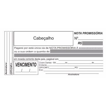 BLOCOS - 5.000 Folhas / 50 Blocos - 105x148mm Sulfite - 75g - 1x0 100x1Via - Impressão Preto
