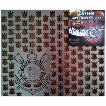 Grelha Premium do Corinthians