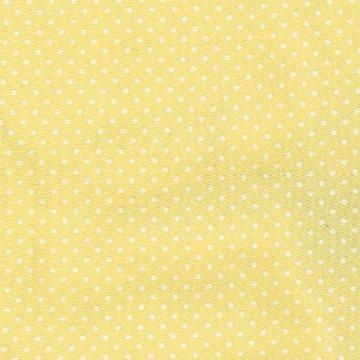 Tecido P304 -  Amarelo e Branco - Termodinamico Fast Patch