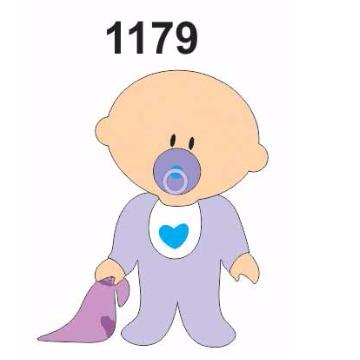 1179 - Molde PVC – Baby