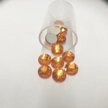Cristal 8mm – Laranja  - 12 uni