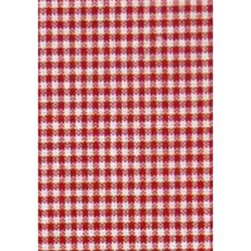 Tecido X101 - Vermelho - Termocolante - Fast Patch