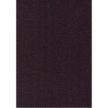 Tecido P328 Marrom e Azul Claro Termocolante - Fast Patch