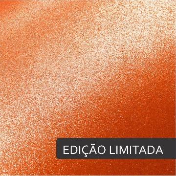 Glitter Laranja Termodinamico - Edição Limitada