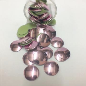 Metal 8mm – Light Pink  - 100 uni