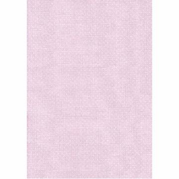 Tecido P307 - Rosa Claro e Braco -  Termodinamico - Fast Patch