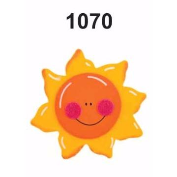 1070– Molde PVC –  Sol