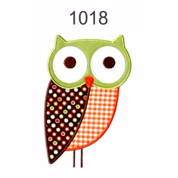 1018 – Molde PVC –  Coruja