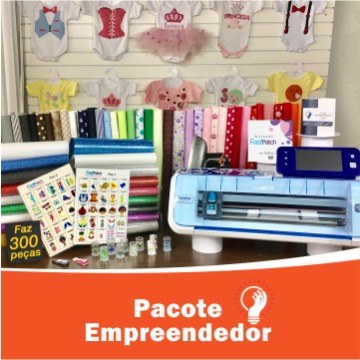 Pacote Fast Patch Empreendedor