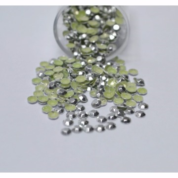 Metal Sextavado 2mm – Prata  - 600 uni