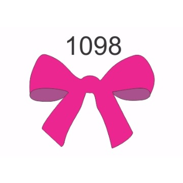 1098 - Molde PVC - Laço