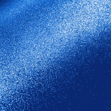 Glitter Azul Termodinamico