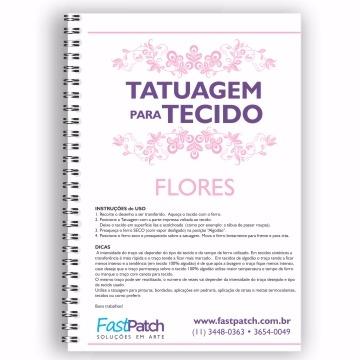 Apostilado de papel para transferência – Riscos  - Flores