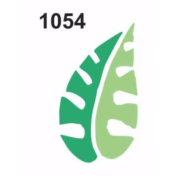 1054– Molde PVC –  Folha