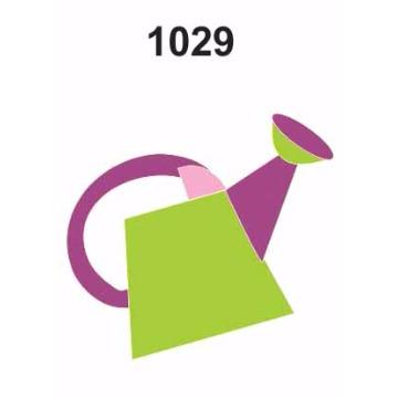 1029 – Molde PVC –  Regador