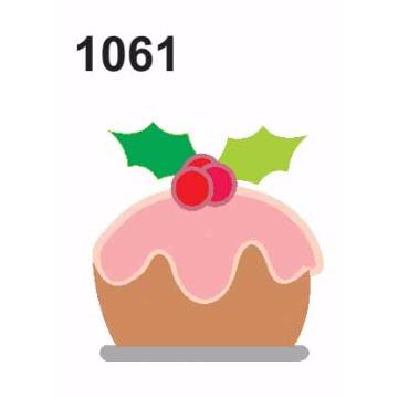 1061 – Molde PVC –  Bolo