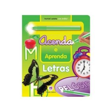 ACENDA E APRENDA - LETRAS